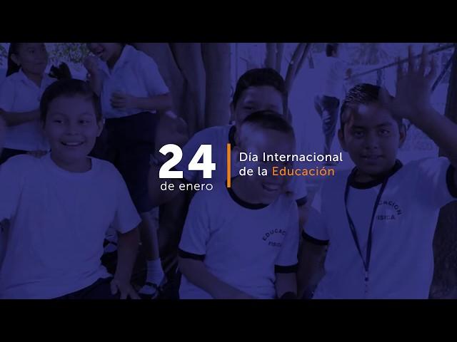24 de enero Día Internacional de la Educación