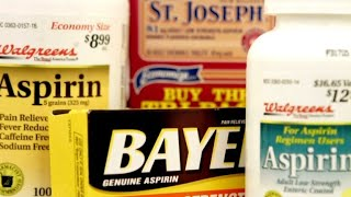 Study says aspirin disappoints for avoiding first heart attack, stroke