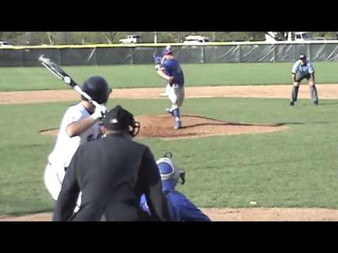 Kenny Rosenberg, LHP #22, Tamalpais High School vs Justin Siena High School on 3-12-13