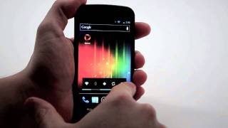 Android 4.0 Review on the Galaxy Nexus