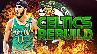 BLOWING UP THE CELTICS REBUILD! (NBA 2K20)
