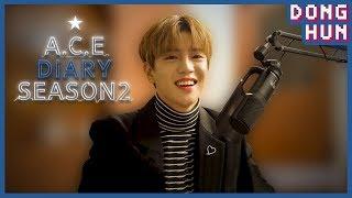 A.C.E (에이스) - A.C.E Diary Season 2 (DJ DONGHUN)