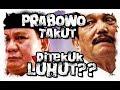 Tak Mau Temui Luhut, Prabowo Takut Ditekuk