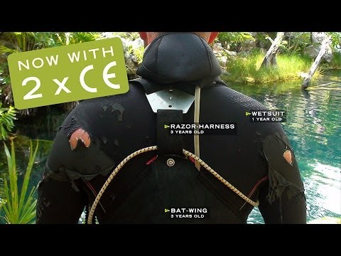 Go Sidemount | Now 2 x CE approved!