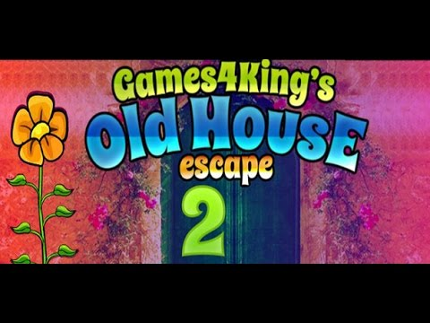 Old house escape 2 walkthrough youtube for Classic house walkthrough