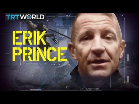 PRIVATIZE AFGHAN WAR. Nexus challenges Erik Prince on his big idea!