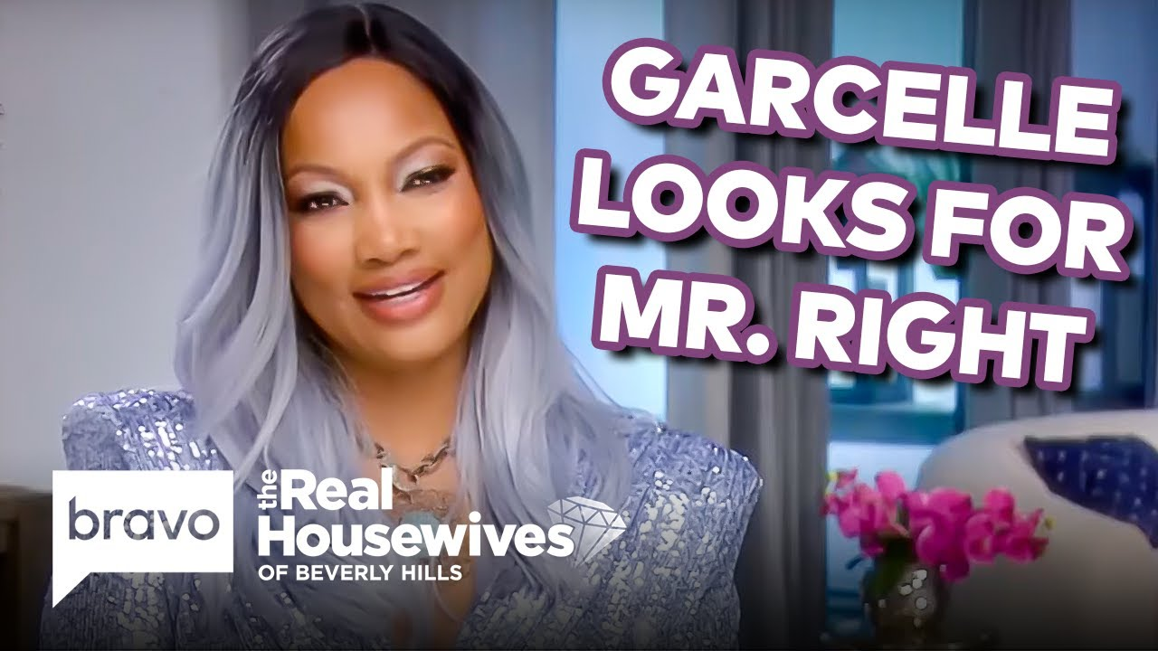 Garcelle Teams Up With a Matchmaker To Find the Perfect Man | RHOBH Highlight (S11 E17)