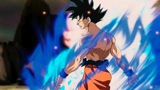 Goku's spirit bomb form