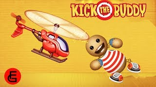 Random Weapons VS The Buddy #15  | Kick The Buddy | Android Games 2018 Gameplay | Friction Games