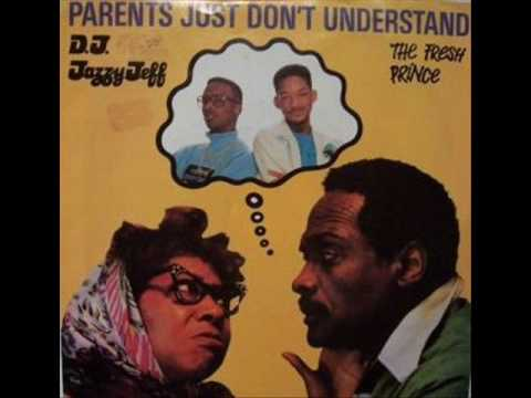 parents dont understand by the fresh prince with lyrics