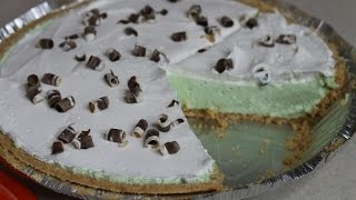 Lime Cloud Pie