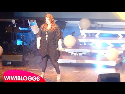 Hera Bjork - Je ne sais quoi (Iceland 2010) Eurovision Live Concert Setúbal 2015  | wiwibloggs