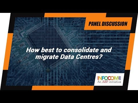 How Best to Consolidate and Migrate Data Centres at INFOCOM Calcutta 2016