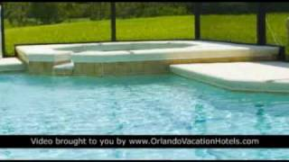 Executive Pool Homes in Orlando - Minutes from Disney World