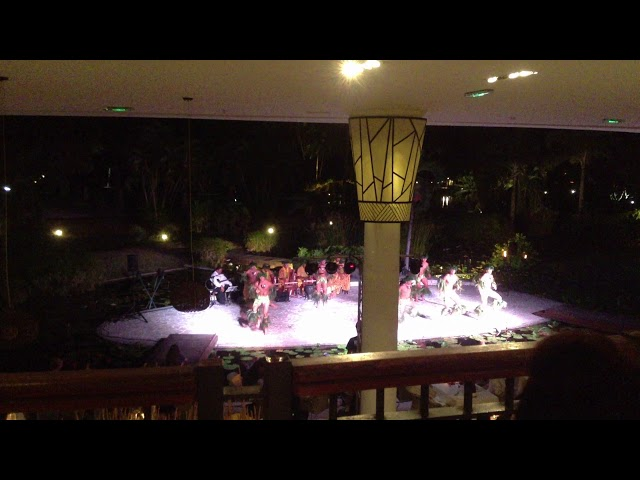 Presentation in Papeete, Tahiti