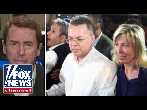 Rep. Mark Walker reacts to return of Pastor Brunson