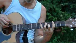 Canned Heat - Going Up the Country - Learn How to Play Rock/Pop Songs on Guitar