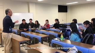 茨城大学のゼミでどんなことが勉強できるのでしょうか? 人文社会科学部...