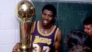 Magic Johnson: NBA Finals Highlights (1980-88)