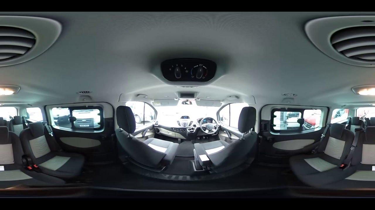 360 vr virtual tour ford tourneo custom titanium. Black Bedroom Furniture Sets. Home Design Ideas