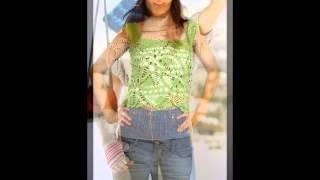 Dantel bluz tunik yelek modelleri , Canım Anne