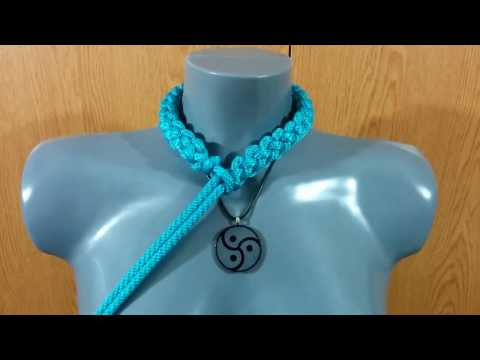 Rope Tutorial Neck Collar