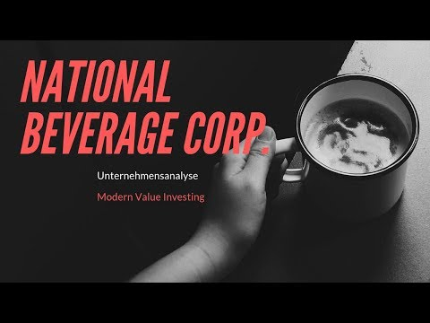National Beverage Corp - Unternehmensanalyse - Modern Value Investing
