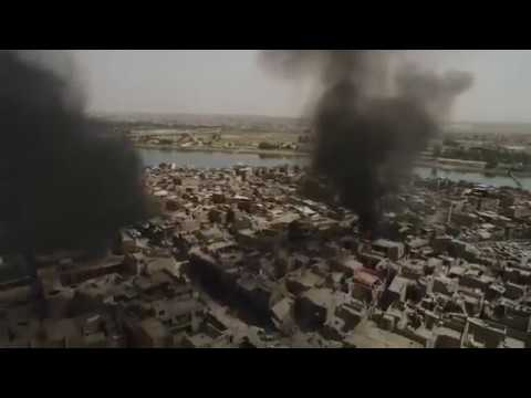 The destruction of Mosul
