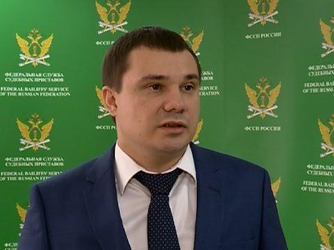 Сюжет Вадима Беляевского о работе судебных приставов признан лучшим