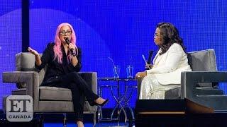 Lady Gaga Talks Mental Health With Oprah