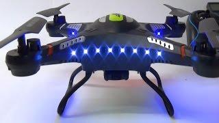 Конкурент Syma X5 - квадрокоптер JJRC H8C 2 MP camera
