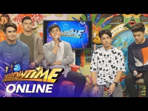 It's Showtime Online: Khalil Ramos samples