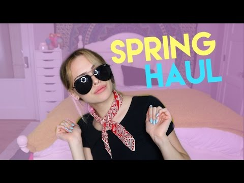 Spring to Summer Haul! Clothes & Skincare | Summer Mckeen