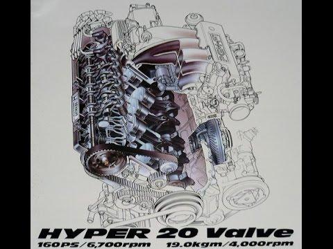 Фото к видео: Обзор двигателя Honda G20A. Удивительное рядом