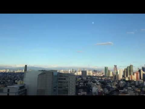 Beauty of Makati City in the Philippines