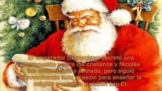 HISTORIA DE : SAN NICOLAS DE BARI