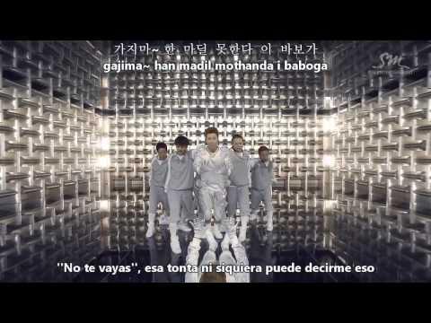 TVXQ (동방신기) - Catch me [Sub Español + Hangul + Romanización]