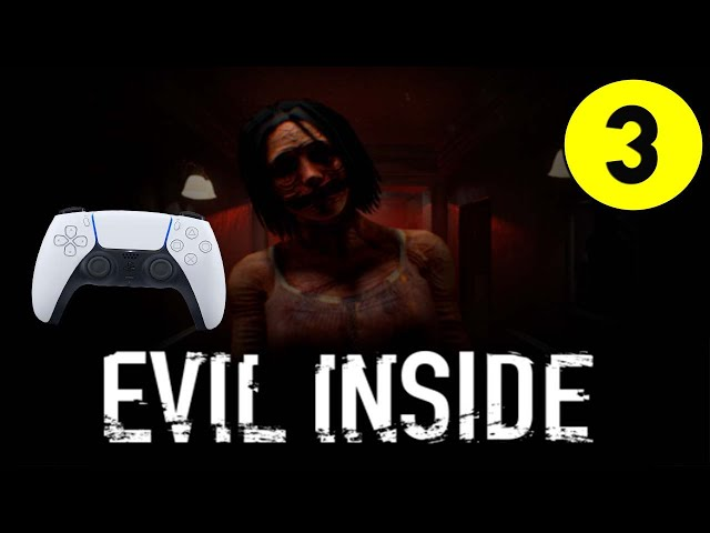 Evil Inside PS5 Playthrough #3 Ending