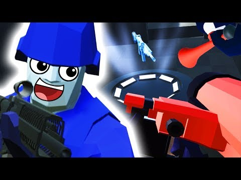 ALL SECRET WEAPONS: HMG, AIRHORN, HYDRA, AND PATRIOT! 🔥 Ravenfield Alpha Gameplay 💥