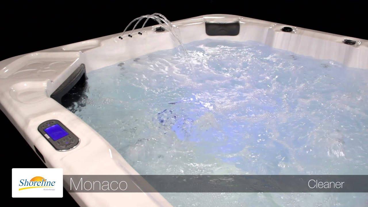 Monaco 6 Seater Hot Tub - YouTube