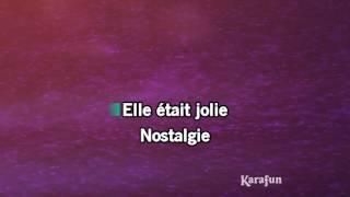 Karaoké Nostalgie (Nathalie) - Julio Iglesias *