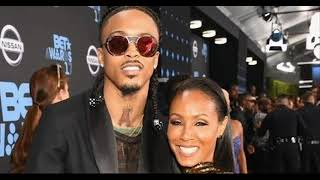 Is Jada Pinkett Smith in an affair with August Alsina?