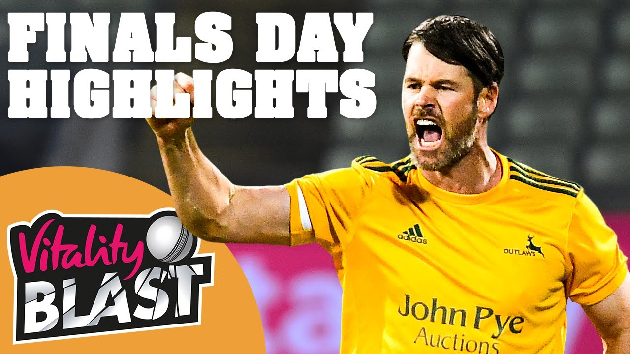Electrifying Finals Day!   Christian Takes Centre Stage   Vitality Blast 2020 Highlights