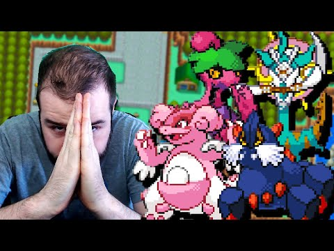 EST-CE QUE LE JEU PEUT ARRÊTER DE ME CHIER DESSUS SVP 😔 - Pokémon HeartGold RANDOM FUSION NUZLOCKE