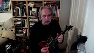 Dinkey's (reel) on mandolin