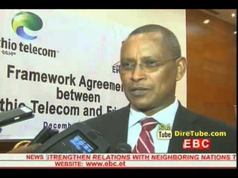 Ericsson to take part in telecom expansion in Ethiopia