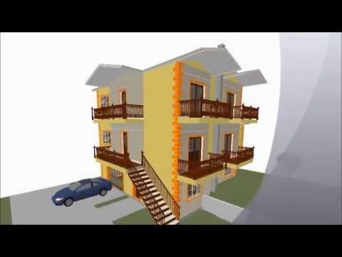 Model shtepie nga Besi