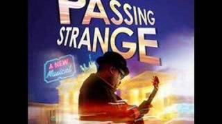 """2. """"Amsterdam"""" From """"Passing Strange"""" A New Musical"""