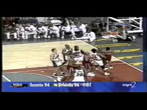 Allen Iverson Offense Highlights 1996/1997 Part 1