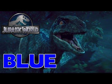 Jurassic World Profile: Blue